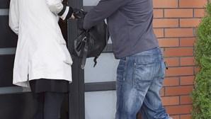Preso por assalto violento a idosa de 75 anos