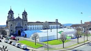 Mercado de Braga em obras só fica pronto em novembro