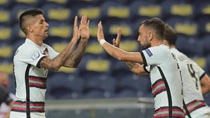 Portugal vence Croácia no arranque da Liga das Nações com golo de André Silva ao cair do pano