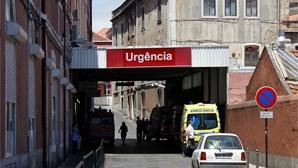 Homem atingido a tiro numa perna na Amadora