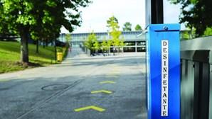 Pandemia põe à prova segurança das escolas
