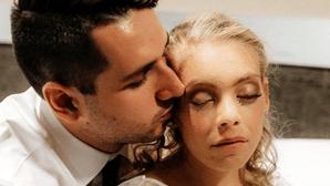 """Morreu noiva em estado terminal dias depois de ter casado com o """"amor da sua vida"""""""