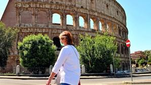 """Turismo em Itália com verão """"para esquecer"""" devido à pandemia"""