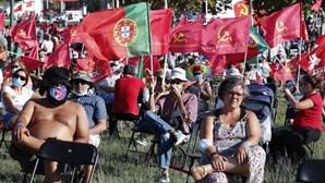 Menos participantes, em pé, sentados, de máscara e sem ela: Os três dias de Festa do Avante! em imagens
