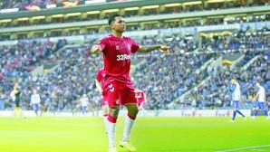 Morelos quer jogar no FC Porto