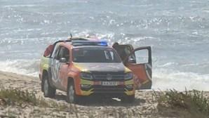 Jovem morre afogado na praia da Tocha em Cantanhede. Há dois menores feridos