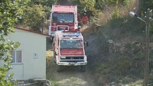 Bombeiro que perdeu a vida em fogo de Oliveira de Frades vai hoje a enterrar