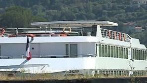 Sobe para oito o número de infetados com Covid-19 em navio cruzeiro no Douro