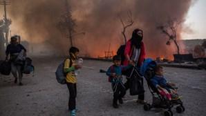 Portugal confirma disponibilidade para acolher até 100 refugiados do campo de Moria