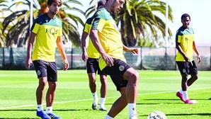 Pedro Gonçalves volta a brilhar em novo teste no Sporting