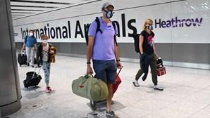 Portugal volta à 'lista negra' do Reino Unido