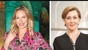 Fernanda Serrano e Maria João Abreu em duelo pelas audiências
