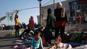 Portugal vai acolher refugiados de Moria