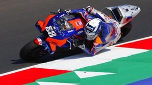 """""""O resultado poderia ter sido outro"""": desabafa Miguel Oliveira sobre MotoGP de Teruel"""