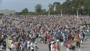 Multidão invade Santuário de Fátima para a celebração do 13 de setembro. Veja as imagens