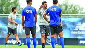 Sérgio Conceição pede médio e avançado para o FC Porto