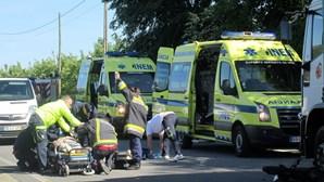 Despiste fatal para jovem motard em Vila Nova de Gaia