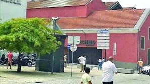 Fogo em restaurante de Vila Nova de Gaia assusta população
