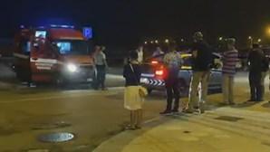 Três feridos em desacatos entre dois grupos na praia de Esmoriz em Ovar