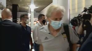 Veja aqui a lista de convocados de Jorge Jesus no regresso ao Benfica