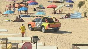 Vinte pessoas morreram nas praias portuguesas desde maio