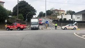 Ciclista morre abalroado por carrinha em Guimarães