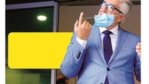 Futebol leva 'cartão amarelo' devido a casos de Covid-19