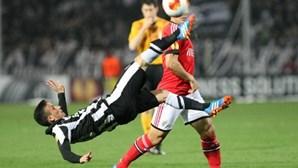 Milhões a voar na Grécia após vitória de PAOK frente ao Benfica