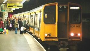 Pedófilo morre atropelado por comboio no dia do julgamento