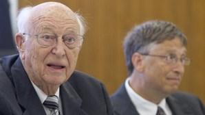 Morreu pai de Bill Gates aos 94 anos