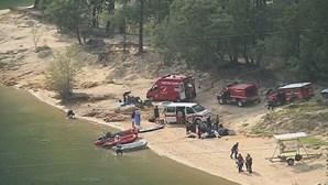 Encontrado corpo de jovem de 20 anos desaparecido na albufeira da Caniçada no Gerês