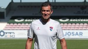 Treinador do Gil Vicente testa positivo à Covid-19