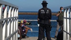 Migrantes que testaram positivo à Covid-19 isolados em Loulé