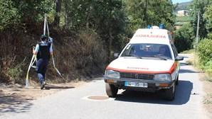 """""""Caímos no chão e ele voltou a carregar a arma"""": Sobrevivente de homicida de Lalim relata terror"""