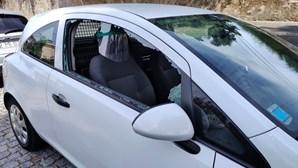 Assalta carro e rouba lanche em Gaia
