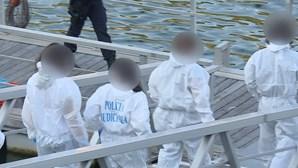 Corpo de mulher encontrado no Rio Douro em Gaia