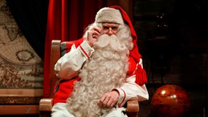 Casa do Pai Natal pode estar em risco e a culpa é da Covid-19