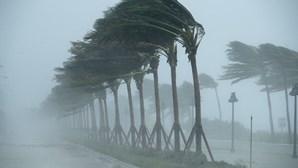 Depressão Alex traz chuva intensa, agitação marítima e rajadas de vento de 110 quilómetros por hora