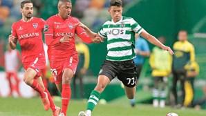 DGS adia jogo do Sporting com o Gil Vicente devido a surto de Covid-19