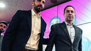 """Presidente do Sp. Braga acredita que Sporting vai cumprir acordo: """"Rúben ganha 2,5 milhões"""""""