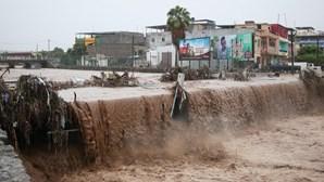 Cheias na Praia, em Cabo Verde, obrigaram a realojar 150 pessoas no Estádio Nacional desde sábado
