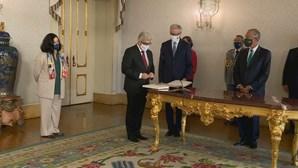 Remodelação governamental avança para mais secretários de Estado
