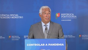 DGS apresenta na próxima semana plano para o período outono/inverno, avança António Costa