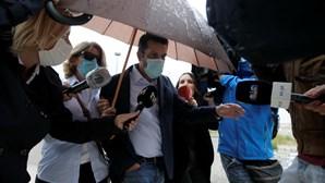 António Joaquim entrega recurso no Supremo da condenação pelo homicídio do triatleta Luís Grilo