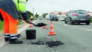 1,5 milhões para obras em estradas no Algarve