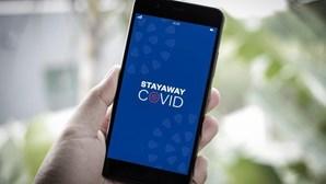 'StayAway Covid' já conta com um milhão de utilizadores. 100 mil portugueses instalaram a aplicação errada
