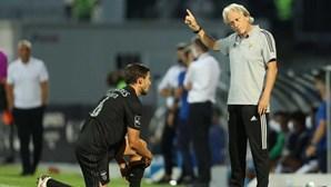 """""""Os avançados não jogam de primeira e tu queres jogar?"""": Jorge Jesus dá 'puxão de orelhas' a Rúben Dias"""