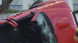 Comandante dos bombeiros de Odemira ferido com gravidade em despiste