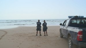 Retomadas buscas para encontrar belga desaparecido em praia de Vila do Bispo