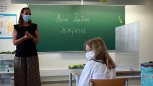 "Epidemiologista sugere escolas como ""sentinelas"" de controlo da Covid-19"